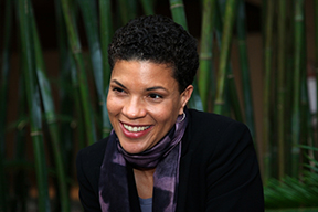 "Michelle Alexander, author of the best-selling book ""The New Jim Crow,"" will speak at Saint Mary's College on Monday, Feb. 9, 2015."